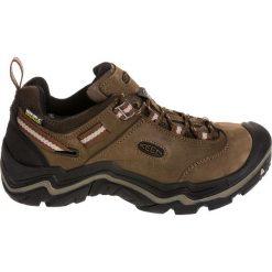 Buty trekkingowe damskie: Keen Buty damskie Wanderer Low WP European Made Dar Earth/Brindle r. 38.5 (1015589)