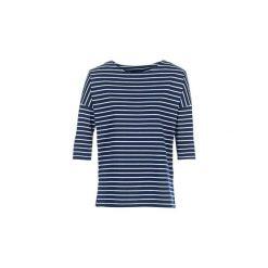 Bluzy Vero Moda  VMULA. Niebieskie bluzy damskie marki Vero Moda, l. Za 87,20 zł.