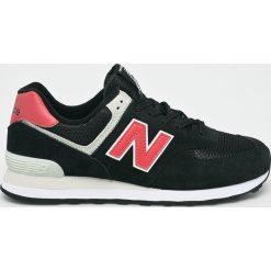New Balance - Buty. Szare buty skate męskie New Balance, z gumy, na sznurówki. W wyprzedaży za 299,90 zł.