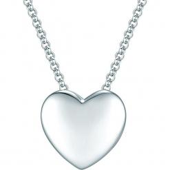 Posrebrzany naszyjnik z elementem ozdobnym - dł. 40,5 cm. Szare naszyjniki damskie Stylowa biżuteria, metalowe. W wyprzedaży za 43,95 zł.