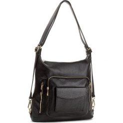 Plecak CREOLE - K10412 Dolaro Czarny. Czarne plecaki damskie Creole, ze skóry, klasyczne. W wyprzedaży za 249,00 zł.