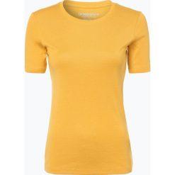 Brookshire - T-shirt damski, żółty. Żółte t-shirty damskie marki Mohito, l, z dzianiny. Za 39,95 zł.