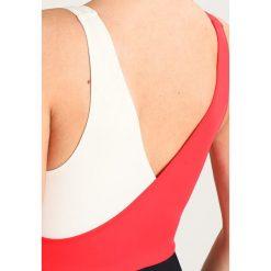 Stroje kąpielowe damskie: Solid & Striped BALLERINA Kostium kąpielowy red cream black