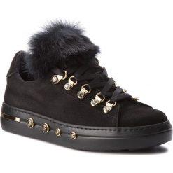 Sneakersy BALDININI - 948025TKILA000000RNX Nero. Czarne sneakersy damskie Baldinini, ze skóry ekologicznej. Za 2079,00 zł.