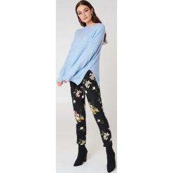 Trendyol Sweter z półgolfem - Blue - 2