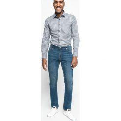 Medicine - Jeansy Let's Rebel. Niebieskie jeansy męskie slim MEDICINE, z bawełny. W wyprzedaży za 79,90 zł.