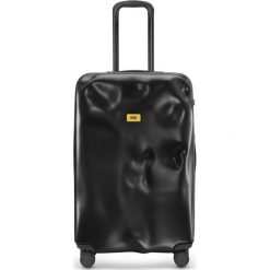 Walizka Icon duża matowa czarna. Czarne walizki marki Crash Baggage, duże. Za 1120,00 zł.