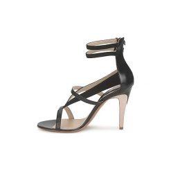 Sandały Etro  3511. Czarne sandały damskie Etro. Za 1759,20 zł.