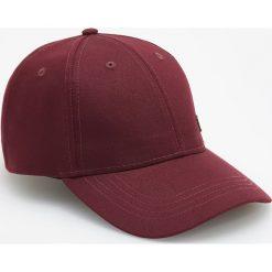 Czapka z daszkiem - Bordowy. Czerwone czapki z daszkiem męskie marki Reserved. Za 39,99 zł.