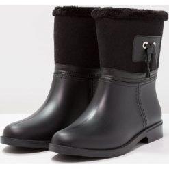 Be Only DEMI DIVINE Botki noir. Czarne buty zimowe damskie Be Only, z materiału. W wyprzedaży za 197,45 zł.