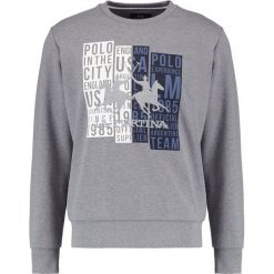 Bejsbolówki męskie: La Martina Bluza medium heather grey