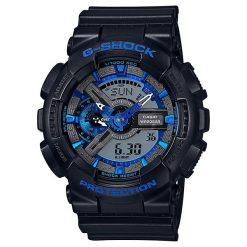 Zegarki męskie: Zegarek męski Casio G-Shock Standard Analog-Digital GA-110CB-1A