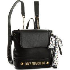 Plecaki damskie: Plecak LOVE MOSCHINO – JC4348PP05K60000  Nero