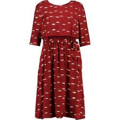 Odzież damska: Hobbs DOROTHY Sukienka letnia cherry