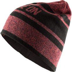 Czapka męska CAM607 - czerwony melanż - Outhorn. Czerwone czapki zimowe męskie Outhorn. W wyprzedaży za 24,99 zł.