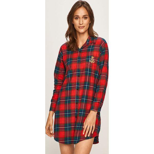 Czerwone koszule nocne damskie Promocja. Nawet 80  5dhFv