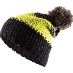 Czapka męska czarna r. L/XL (HOZ18-CAM601). Czarne czapki zimowe męskie Outhorn. Za 41,07 zł.