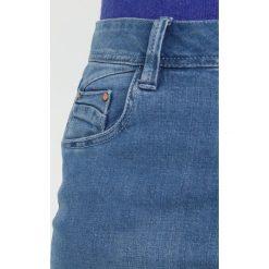 Boyfriendy damskie: Evans ESSENTIALS Jeansy Straight Leg blue