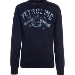 Petrol Industries Sweter dark indigo. Niebieskie swetry chłopięce Petrol Industries, z bawełny. Za 169,00 zł.