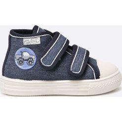 Befado - Trampki dziecięce. Szare buty sportowe chłopięce Befado, z materiału. W wyprzedaży za 27,90 zł.