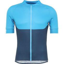 POC ESSENTIAL XC ZIP TEE Tshirt z nadrukiem furfural blue. Niebieskie t-shirty męskie z nadrukiem POC, m, z materiału. Za 419,00 zł.