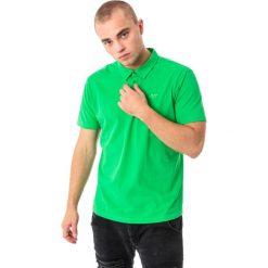 4f Koszulka męska polo H4L18-TSM015 zielona r. M. Koszulki sportowe męskie 4f, l. Za 34,00 zł.