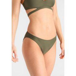 Stroje dwuczęściowe damskie: Calvin Klein Swimwear CLASSIC  Dół od bikini green