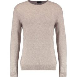Swetry klasyczne męskie: Sisley Sweter beige