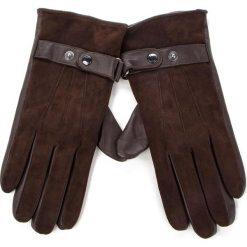 Rękawiczki Damskie JOOP! - Gloves 7237 170006313 D'Brown 205. Brązowe rękawiczki damskie JOOP!, ze skóry. Za 299,00 zł.