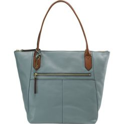Shopper bag damskie: Fossil Torba na zakupy steel blue