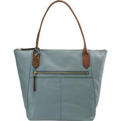 Fossil Torba na zakupy steel blue. Białe shopper bag damskie marki Fossil. W wyprzedaży za 636,75 zł.