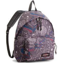 Plecak EASTPAK - Padded Pak'r EK620 West Blue 49T. Fioletowe plecaki męskie Eastpak, z materiału, sportowe. Za 189,00 zł.