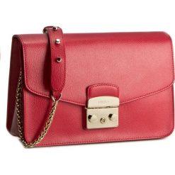 Torebka FURLA - Metropolis 851203 B BHV7 ARE Ruby. Czerwone torebki klasyczne damskie Furla, ze skóry. Za 1390,00 zł.