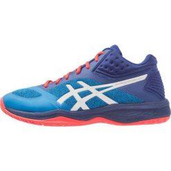 ASICS NETBURNER BALLISTIC FF Obuwie do siatkówki race blue/silver. Niebieskie buty do siatkówki męskie marki Asics, z gumy. Za 589,00 zł.
