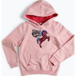 Odzież dziecięca: Review - Dziewczęca bluza nierozpinana, różowy