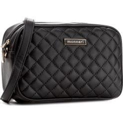 Torebka MONNARI - BAG6960-020  Black. Czarne torebki klasyczne damskie Monnari. W wyprzedaży za 119,00 zł.