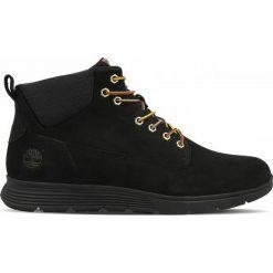 Buty Timberland Killington Chukka (A19UK). Czarne buty skate męskie Timberland, z materiału, outdoorowe. Za 399,99 zł.
