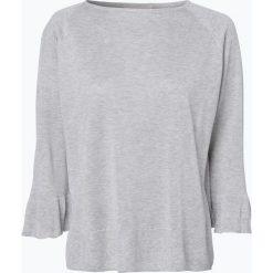 Swetry klasyczne damskie: talk about – Sweter damski, szary