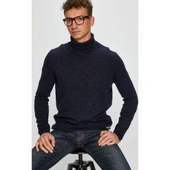 Camel Active - Sweter. Brązowe golfy męskie marki Camel Active, l, z bawełny. Za 439,90 zł.