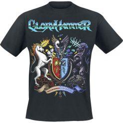 T-shirty męskie: Gloryhammer Sanctus Dominus Infernus Ad Astra T-Shirt czarny
