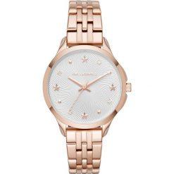 Zegarek KARL LAGERFELD - Karoline KL3011  Rose Gold/Rose Gold. Żółte zegarki damskie KARL LAGERFELD. W wyprzedaży za 619,00 zł.