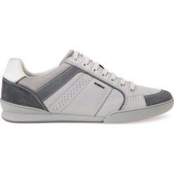 Trampki męskie: Skórzane buty sportowe U KRISTOF A