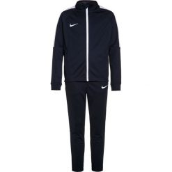 Spodnie dresowe dziewczęce: Nike Performance DRY SUIT Dres obsidian/white