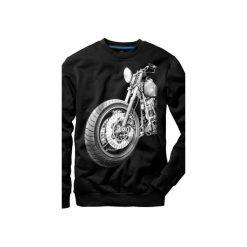 Bluza UNDERWORLD casual Motor. Szare bluzy męskie rozpinane marki Underworld, m, z nadrukiem, z bawełny. Za 119,99 zł.