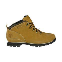 Buty Timberland Splitrock FTB (6839A). Brązowe buty trekkingowe męskie Timberland, z materiału, outdoorowe. Za 349,99 zł.