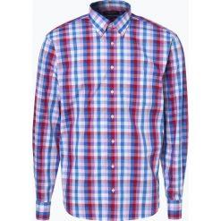 Koszule męskie na spinki: Andrew James – Koszula męska łatwa w prasowaniu, czerwony