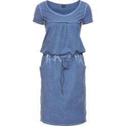 "Sukienki: Sukienka bonprix niebieski ""used"""