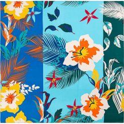 Chusta 86-7D-S20-X1. Niebieskie chusty damskie Wittchen, na lato, z materiału. Za 139,00 zł.