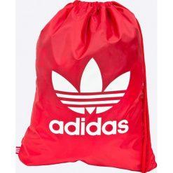 Adidas Originals - Plecak. Czerwone plecaki męskie adidas Originals, z materiału. W wyprzedaży za 49,90 zł.