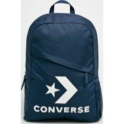 Converse - Plecak. Szare plecaki męskie marki Converse, z poliesteru. Za 129,90 zł.